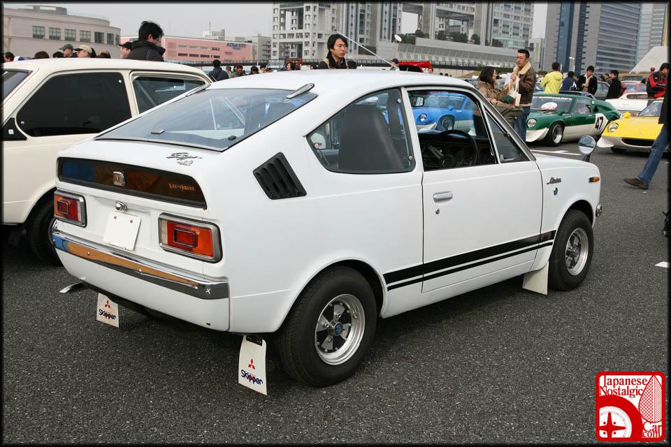 Mitsubishi Minica, mały samochód, niewielki silnik, miejskie auto, japońskie, zdjęcia, galeria