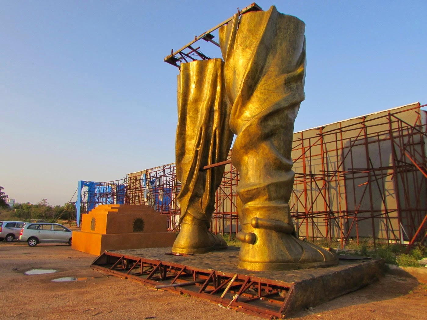 Baahubali Sets - The World Of Baahubali Sneak Peak HD images | Rajamouli | Prabhas | Anushka