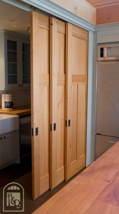 The different types of doors interior 4 u for Sliding pantry doors