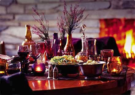 SECRET DINNER PARTY
