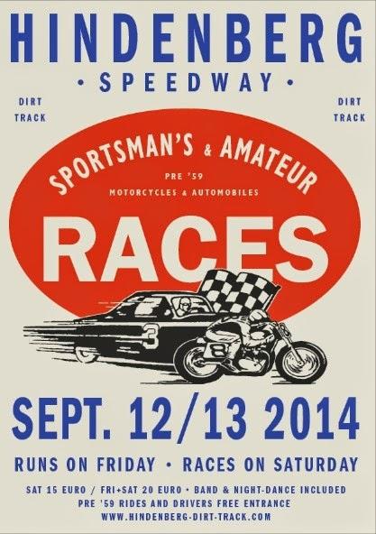Hindenberg Dirt Races 2014