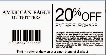 Ae coupon code