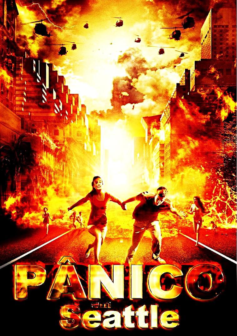Pânico em Seattle (Dublado) DVDRip RMVB