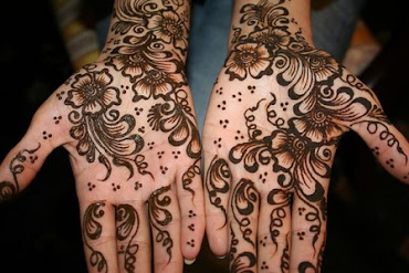 #6 Mehndi Designs Wallpaper