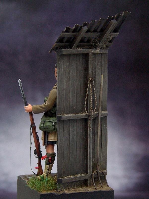 1 st Gordon Highlander 1914 - Tommy's War Gordon04resize