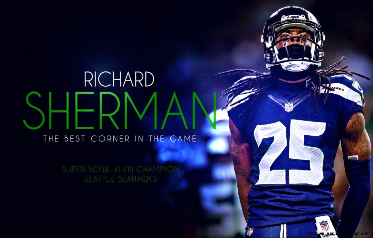 Richard Sherman wallpaper hd free download