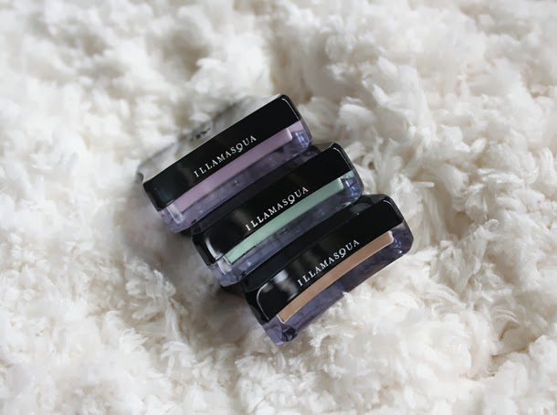 illamasqua cream pigments review dab hollow bedaub