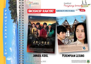 30-31 Oktober 2015: Film Jawara Kidul Tayang di Festival Tanjung Lesung