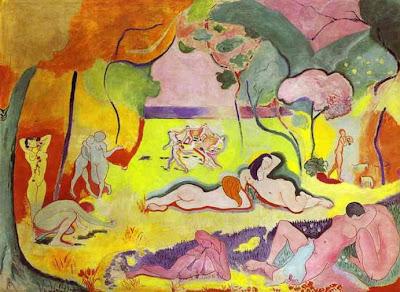 Henri Matisse - la joie de vivre, 1905-1906