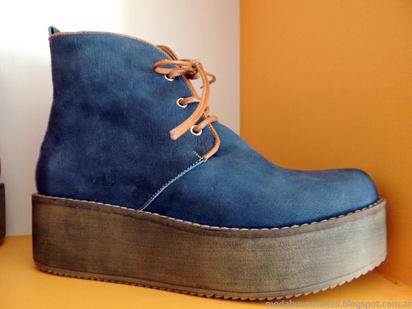 Zapatos VYC Barceló otoño invierno 2013