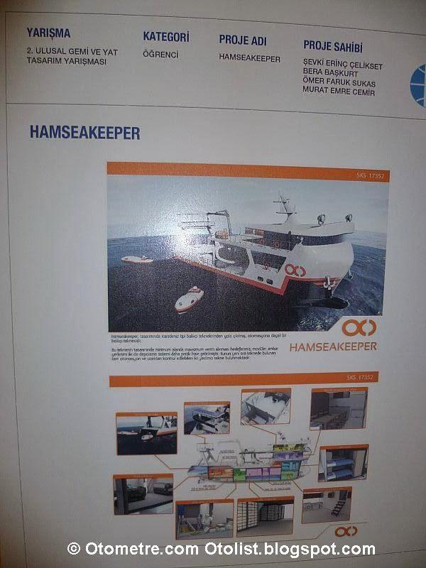 Gemi, yat tasarım yarışması