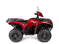 2013 Grizzly 550 FI Auto 4x4 EPS LE Yamaha pictures - 1