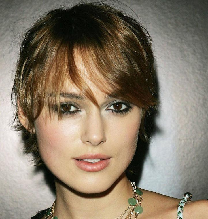 Keira Knightley Pixie Haircuts