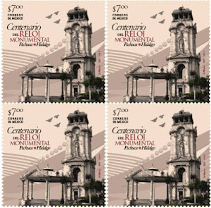 """Centenario del Reloj Monumental de Pachuca"""