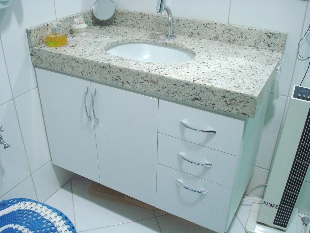 Atelier do Zero: Gabinete de banheiro do apto da vovó #2F699C 1024 768