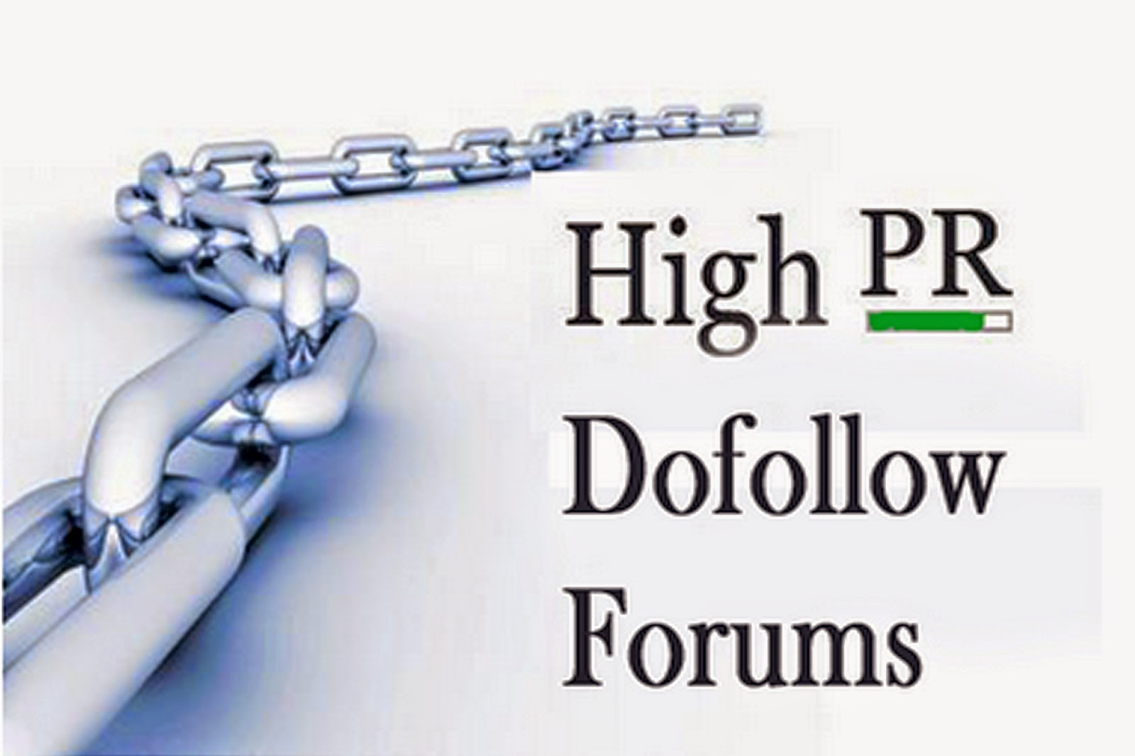 High Pagerank dofollow blogs