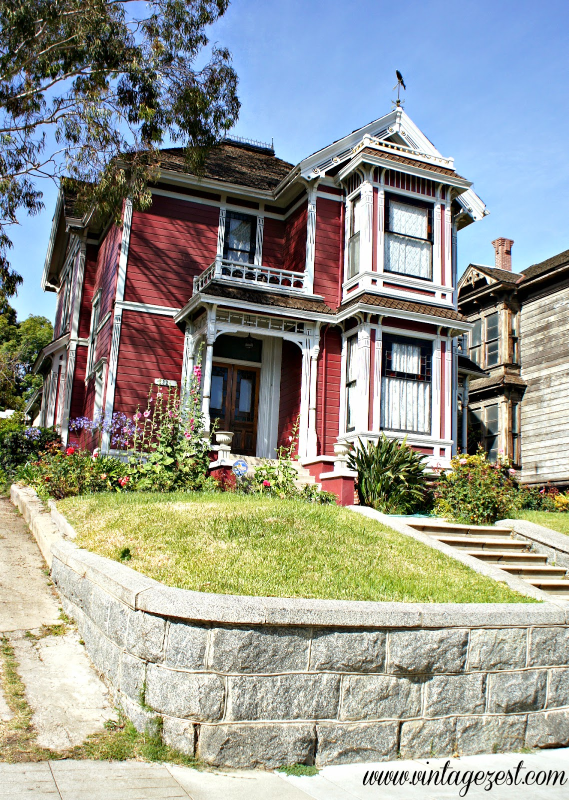 Weekly Wrap-Up: Exploring L.A. on Diane's Vintage Zest!
