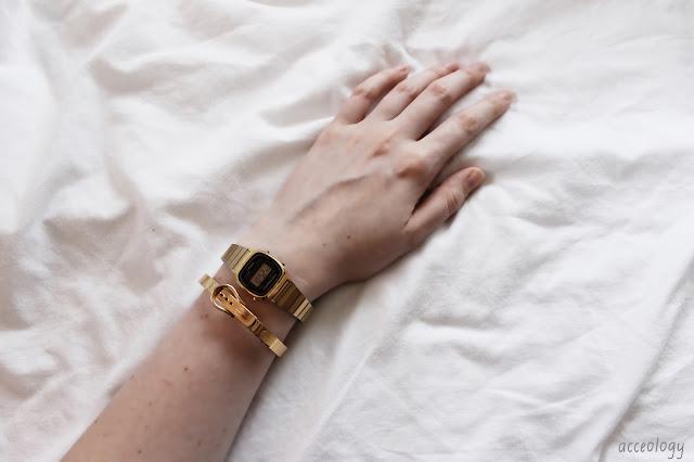 the peach box bracelet