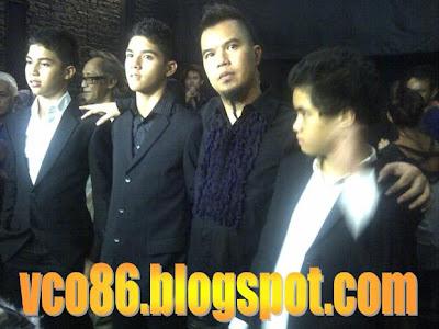 Foto Al, El, Doel, Achmad Dhani