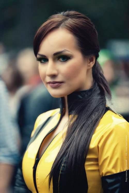 Fenomenal Cosplay de Silk Spectre por Hanna