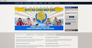 SSS.GOV.PH new Website and URL for their Members is now Up
