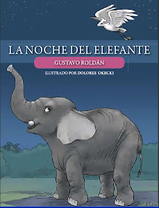 La Noche del elefante - Gustavo Roldán