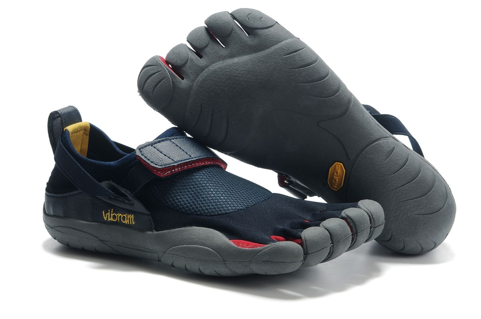Vibram Five Toe Running Shoes