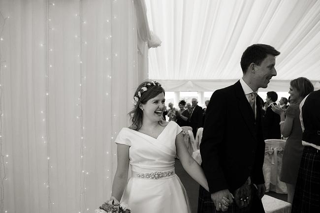 Wedding Photography Doonbeg Ireland, bride and groom entrance