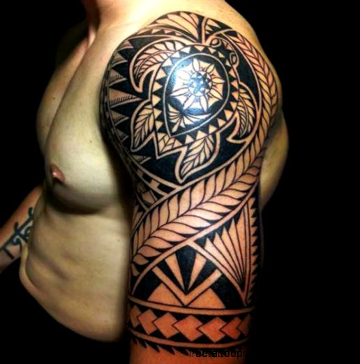 28 Insanely Cool Tribal Tattoos for Men – Design Bump