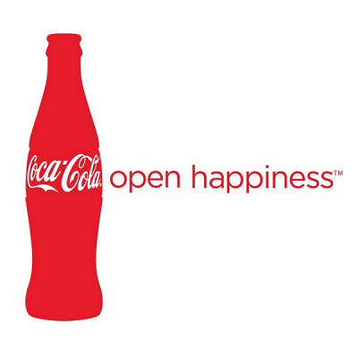 Coca Cola Open Happiness