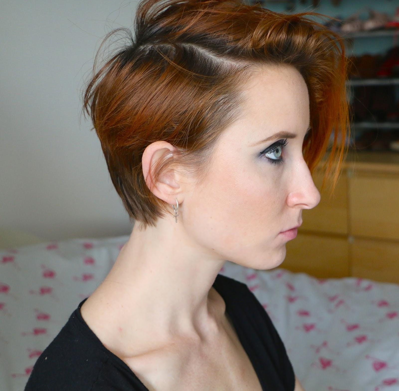 Coupe de cheveux garпїЅпїЅonne pour femme