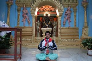 Prashanti-India, 2007.