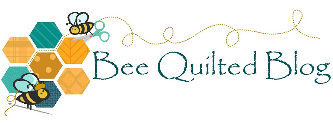 Bee Quilted Blog
