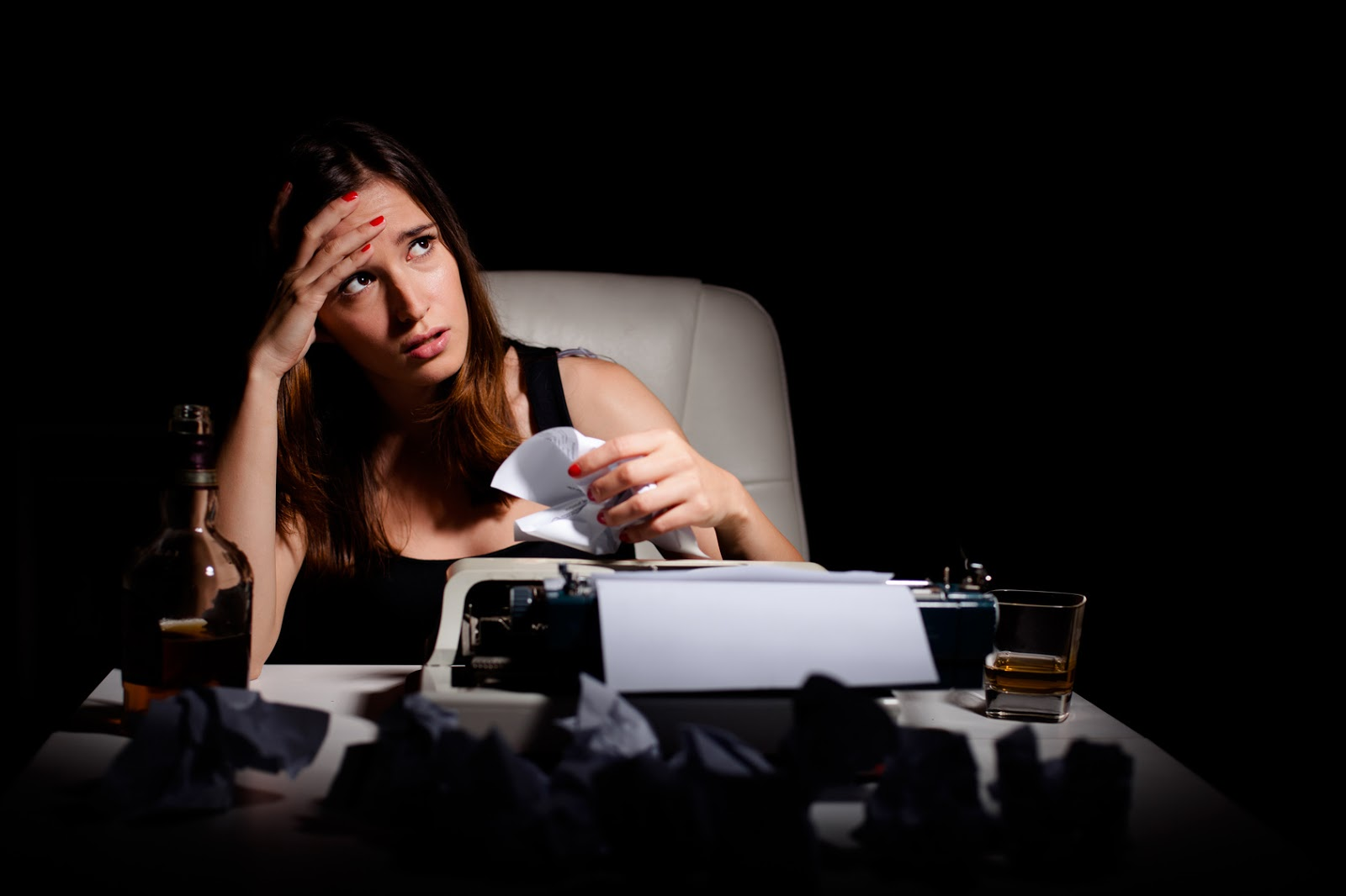 Is it possible to get past writers block?