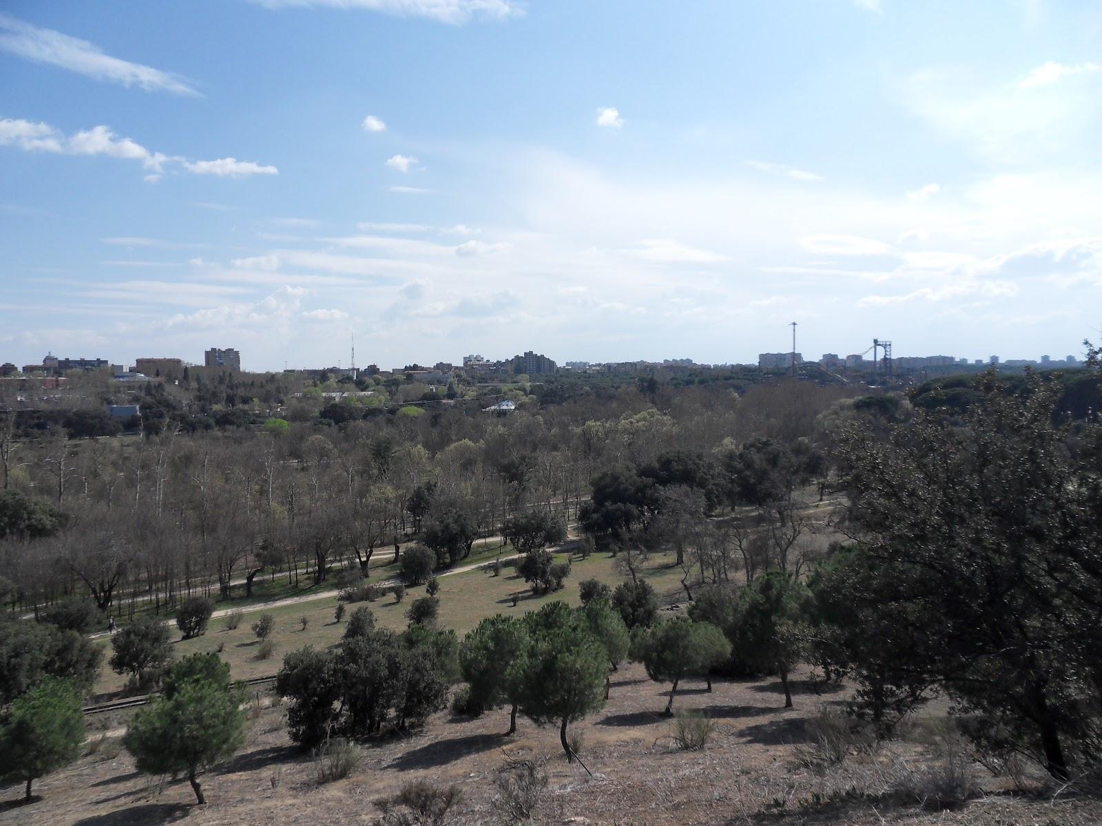 Secret Garden: Casa de Campo y el Lago de Madrid