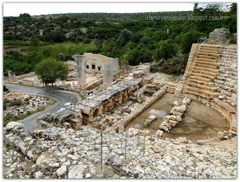 izler ve yansımalar: Elaiussa Sebaste Antik Kentinden ...