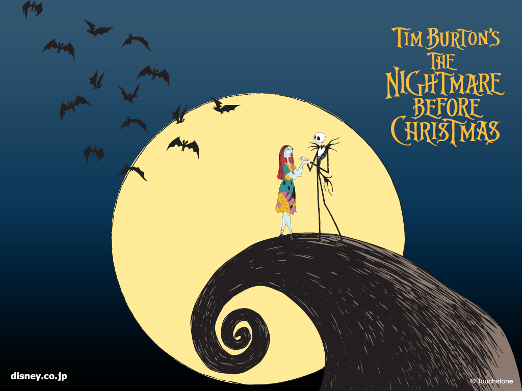 This is a picture of Enterprising The Nightmare Before Christmas Image