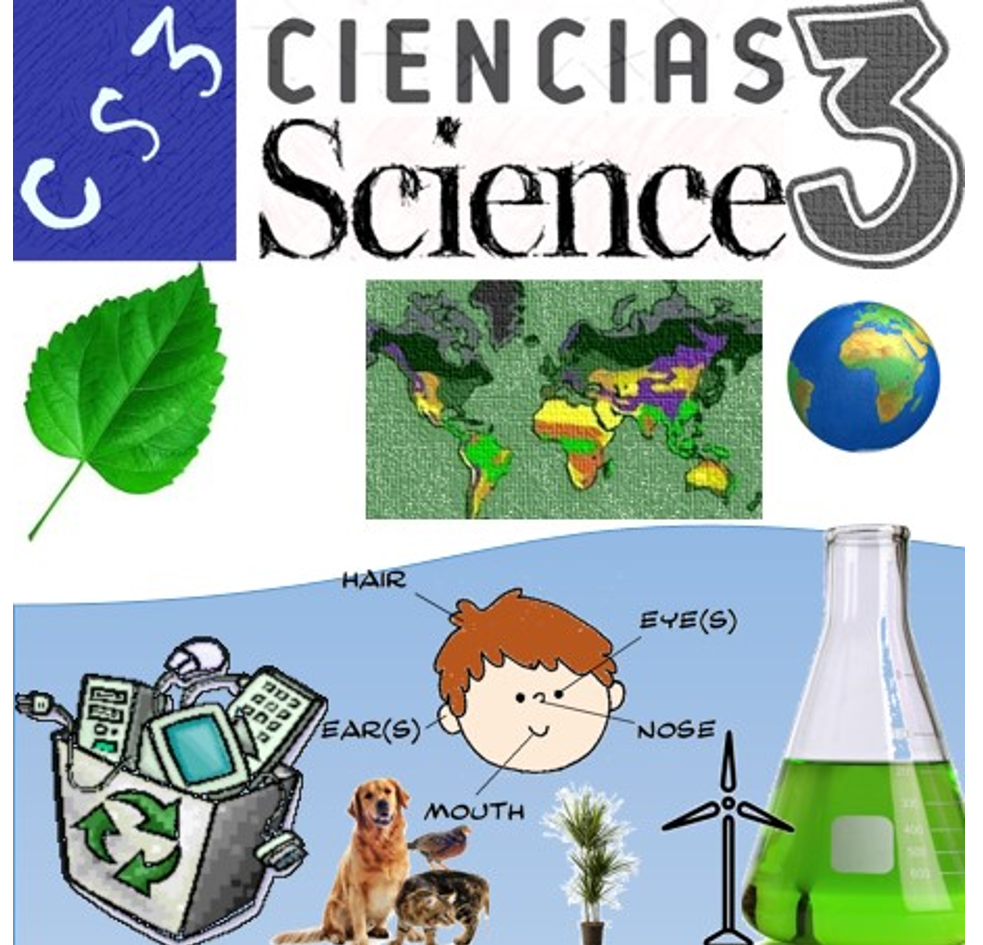 ciencia science 3