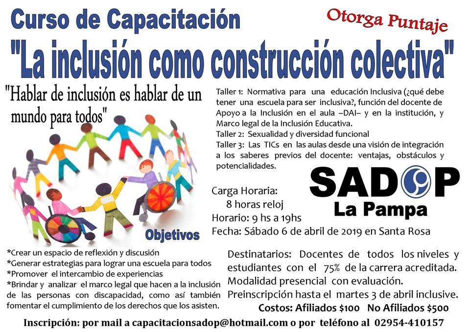 SADOP  La Pampa