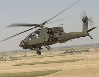 Helicoptero AH-64 Apache