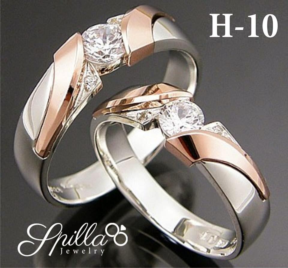 Cincin Tunangan H-10