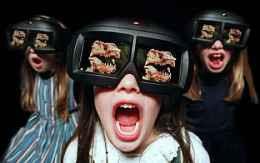 Bahaya menonton TV 3D