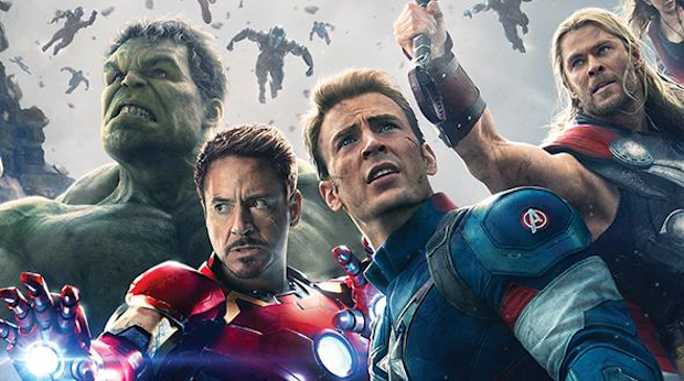 New Poster for 'Avengers: Age of Ultron' Has Arrived