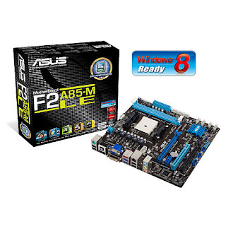 Motherboard Asus F2A850-M LE Driver