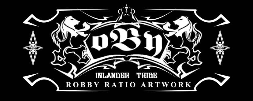 ROBBY RATIO ARTWORK