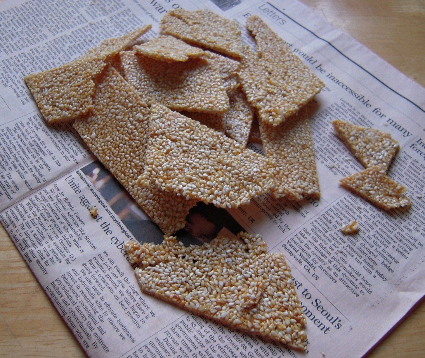 how to make soan papdi sweet at home
