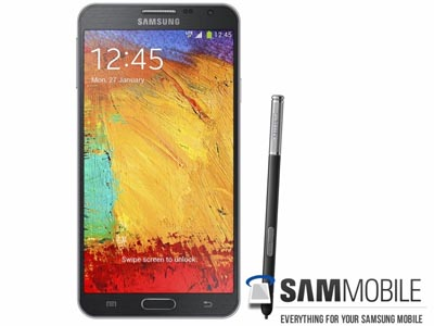 Ini Dia Wujud Final Galaxy Note 3 Neo