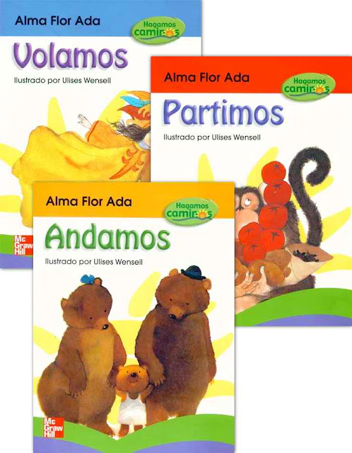 Spanish reading curriculum