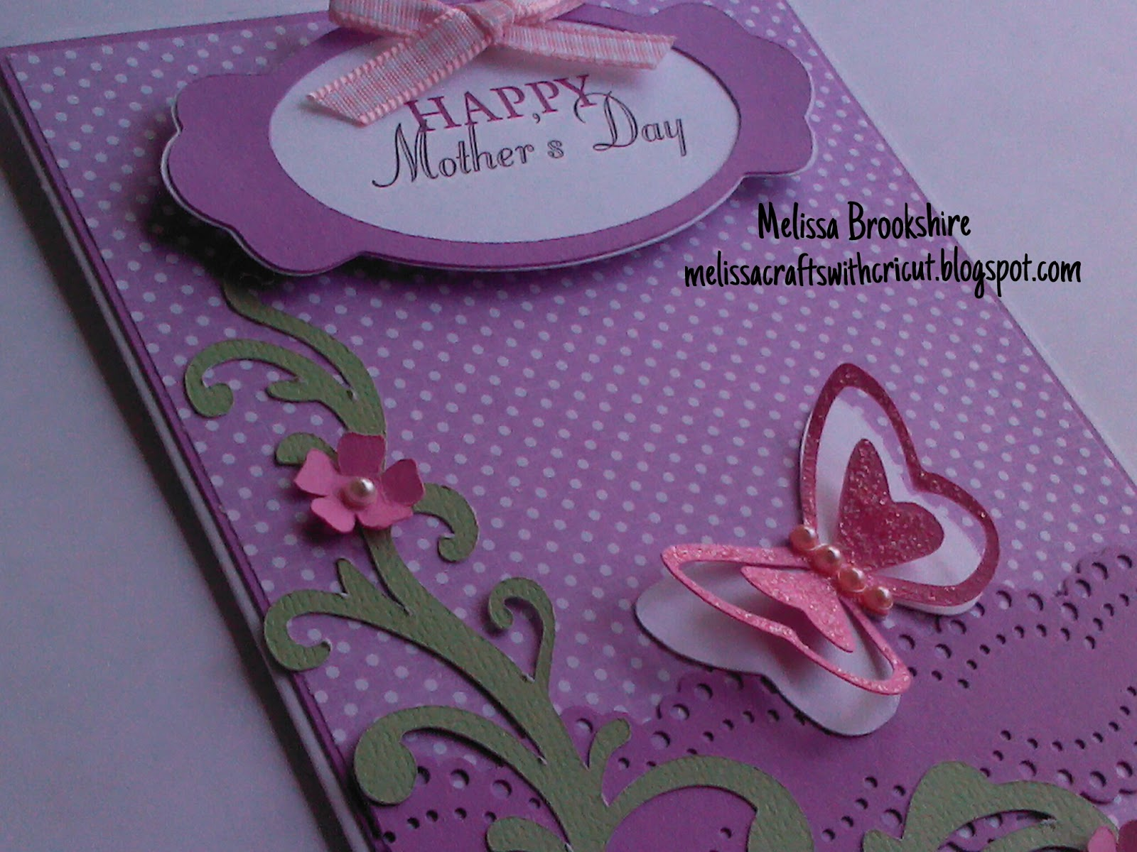 Good Card Making Ideas With Cricut Part - 6: Melissa Crafts With Cricut