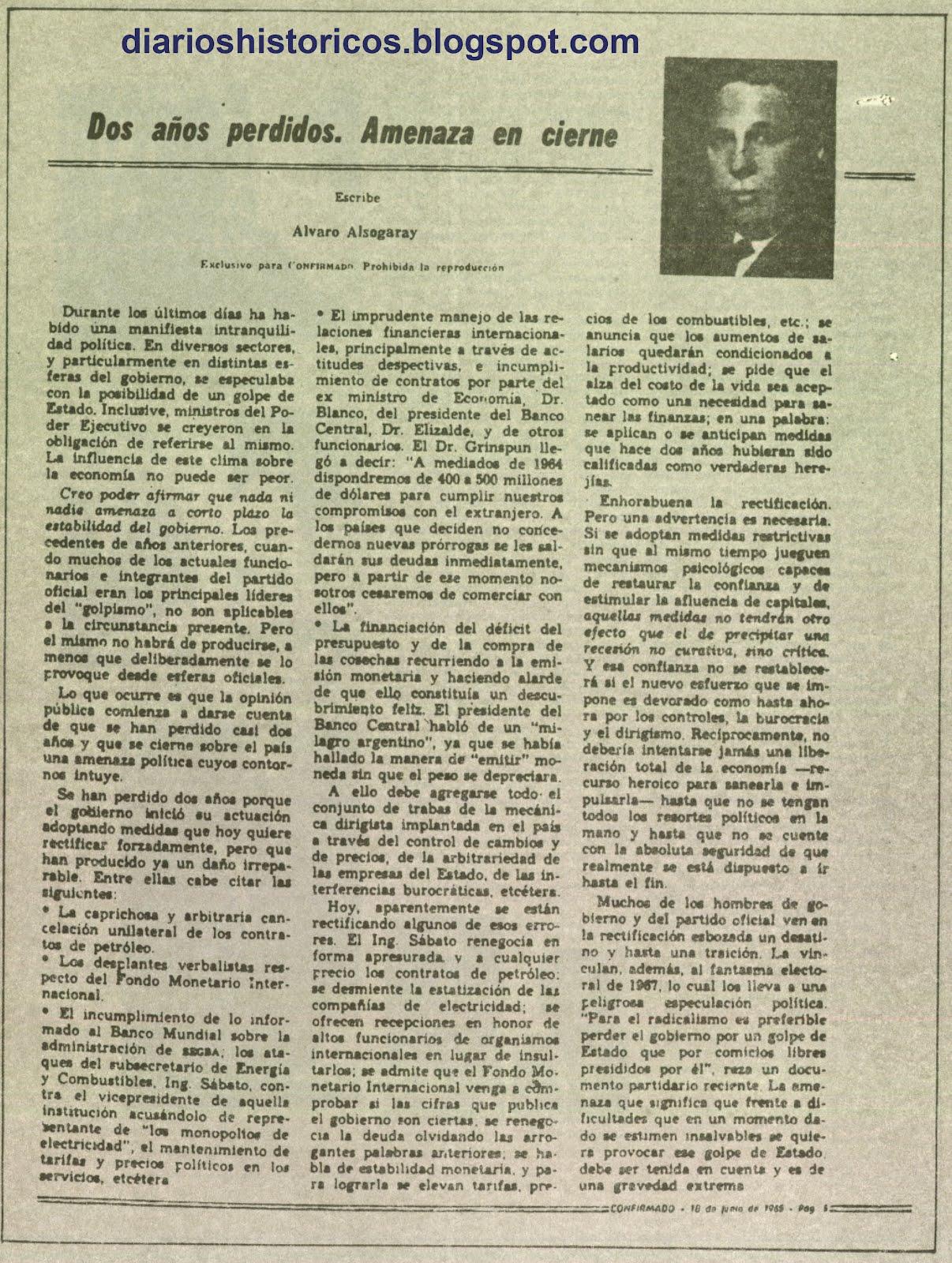 1945 1983 de 22 de junio: